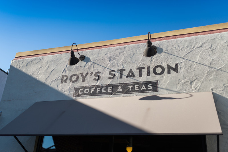 Roy's Station Coffee & Teas